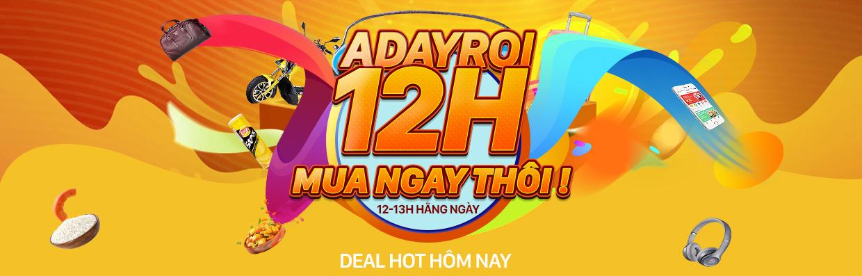 Adayroi - Khuyến mãi - Voucher - Coupon - Mã giảm giá cực hot trong tháng