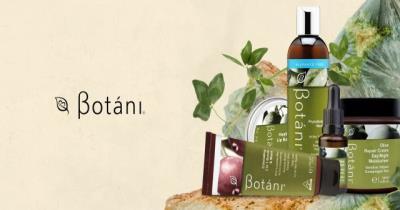Ưu đãi Mỹ Phẩm Thiên Nhiên Botani