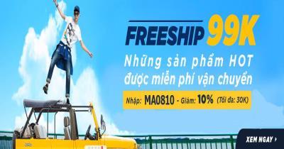 Thời trang Nam - Freeship 99K