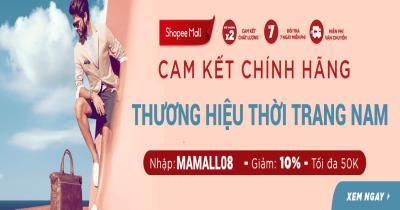 Thương hiệu thời trang Nam - Cam kết chính hãng